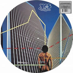 Yes ‎– Going For The One Limited Edition Picture Disc Vinyl Record, Vinyl, X-Records