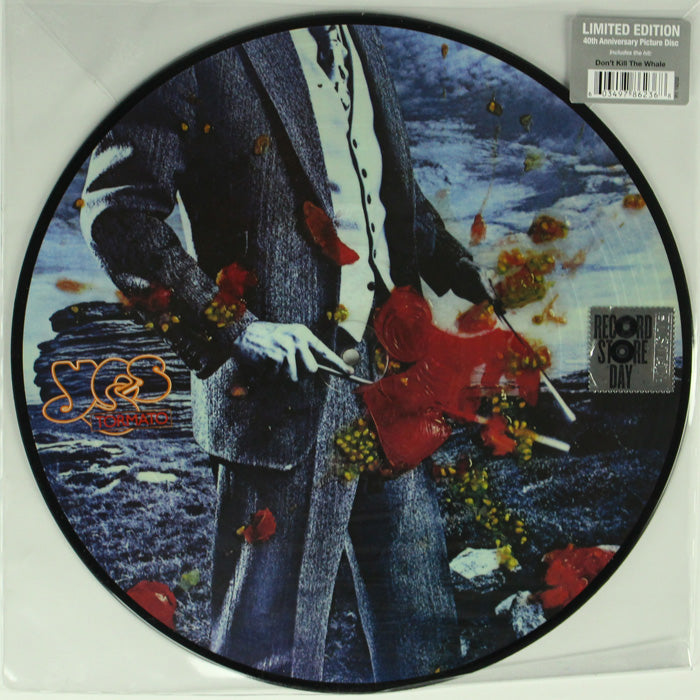Yes ‎– Tormato RSD Limited Edition Picture Disc Vinyl Record, Vinyl, X-Records