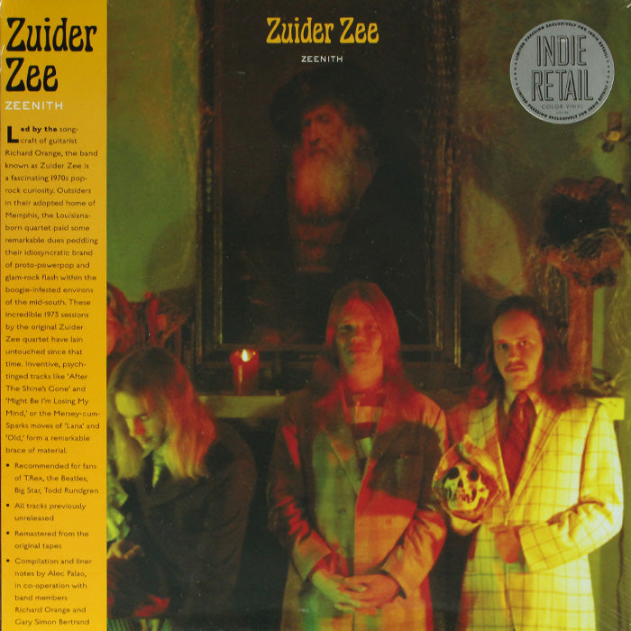 Zuider Zee – Zeenith Limited Edition Colour Vinyl Record, Vinyl, X-Records