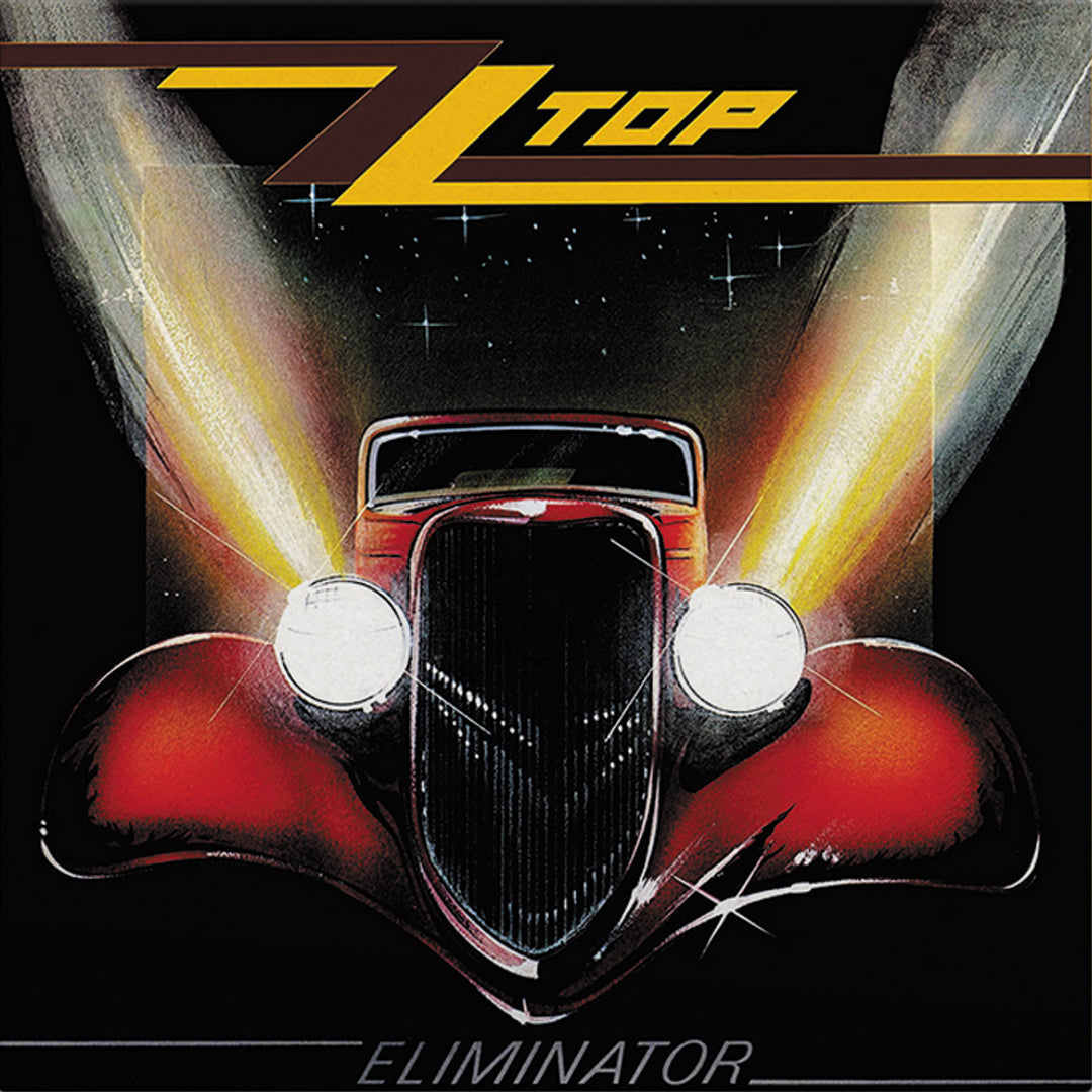 ZZ Top - Eliminator (National Album Day) 140g Yellow Vinyl Record Album