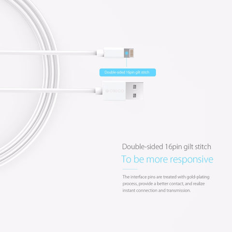Apple iPhone Lighting to USB Cable