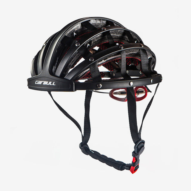 Ultralight Folding Bicycle Helmet - The Gadget Scene