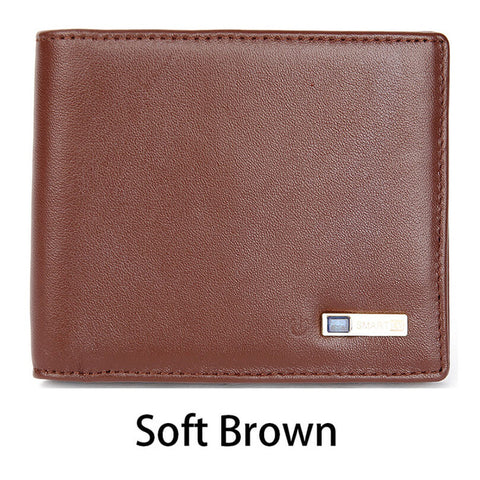 Image of Smart Wallet Genuine Leather - GPS Trackable