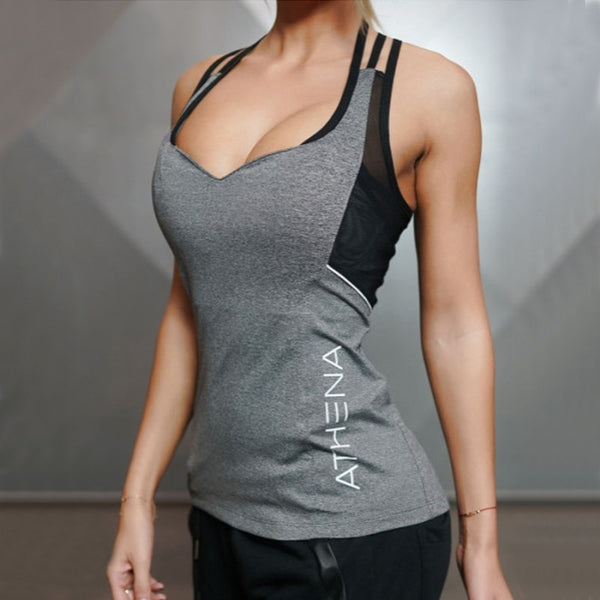 Women's Quick Dry Fitted Tank Top - The Gadget Scene