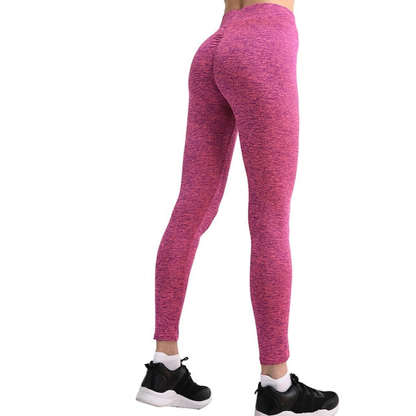 Women Push Up Workout Slim Leggings - The Gadget Scene