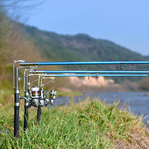 Adjustable Automatic Telescopic Fishing Rod - The Gadget Scene