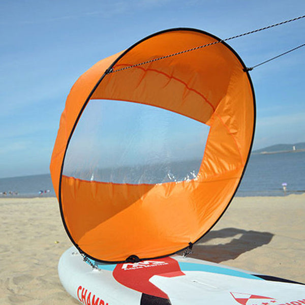 Relefree 42 Inch Wind Paddle - Wind Sailing Kit For Kayaks Inflatables & More - The Gadget Scene