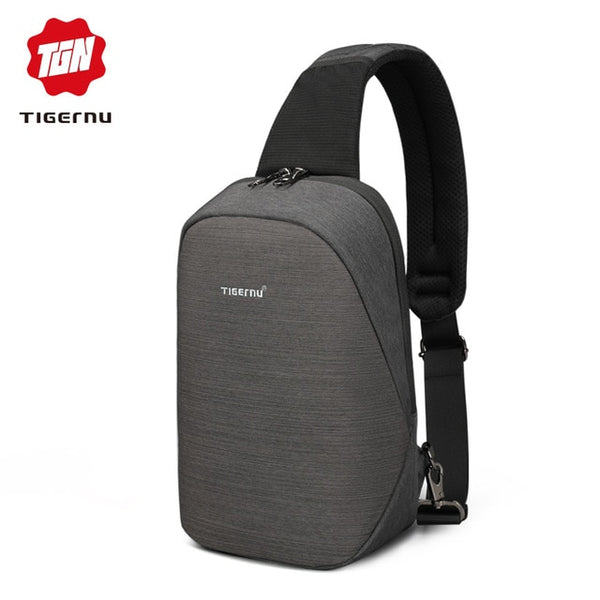 "Tigernu Anti theft Waterproof Crossbody Bag Shoulder Bag 9.7"" - The Gadget Scene"