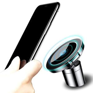 Premium Wireless Magnetic Car Charger for iPhone/Android - The Gadget Scene
