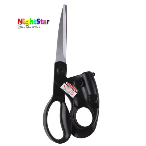 Professional Laser Guided Scissors For Home Crafts - The Gadget Scene