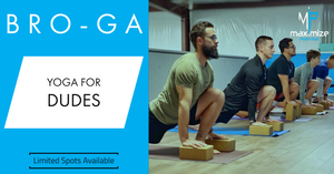 Bro-Ga (Yoga for Dudes) - Early Bird