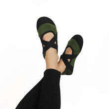 NEW Style!  Crossover Women's FITKICKS | Green