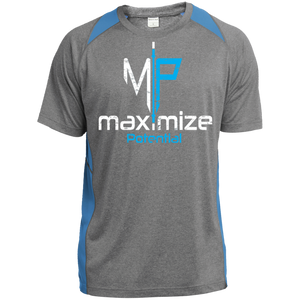 Maximize Potential Poly T-Shirt