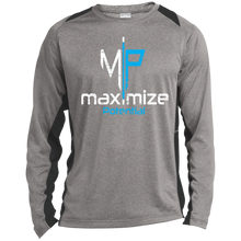 Maximize Potential Long Sleeve Poly T-Shirt