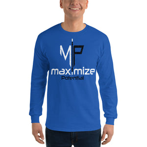 Long Sleeve Logo Tee