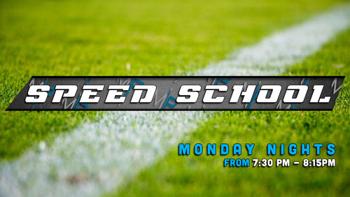 Speed School (Ages 10+)