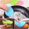 Magic Cleaning Brushes Silicone Dish
