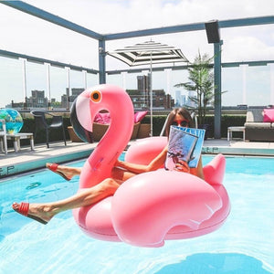 150cm Giant Flamingo Pool Float