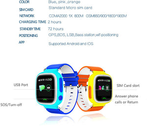 GPS Child Smart Watch