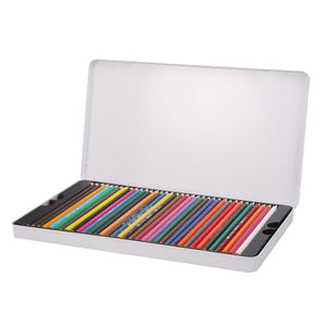 72 Colors Oil Base Pencil Set