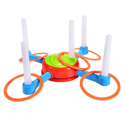 Electric Rotating Ring Game