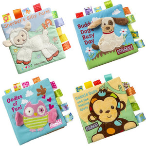 Cloth book for babies