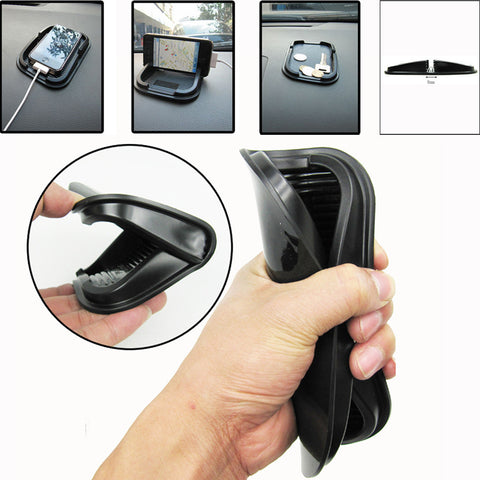 Universal Car Dashboard Holder Mount Stand Sticky Pad Mobile Phone