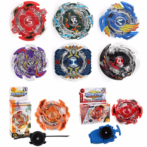 14 Styles Metal Alloy Battle Beyblade