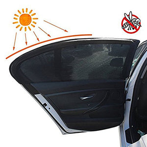 Rear Window Sun Shades