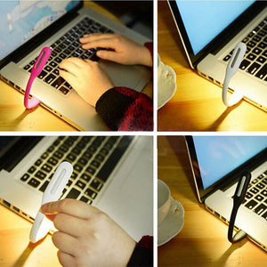 Flexible Mini USB LED Light Lamp For Computer