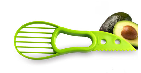 Multifunctional avocado special knife