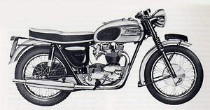 New TriumphSuperStore Classic Triumph Parts Collections