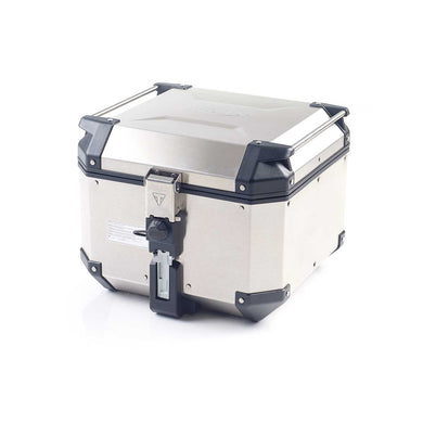 Triumph Tiger 900 Models Expedition Top Box, Silver - A9500876