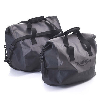 Triumph Tiger 1200/800/Explorer VIN 740277 and up Pannier Inner Bag Kit - A9500518