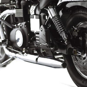 Triumph America and Speedmaster Silencers, Chrome - A9608048