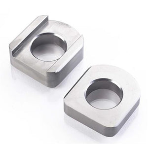 Triumph Modern Classics Billet Wheel Adjuster, Gray - A9648037