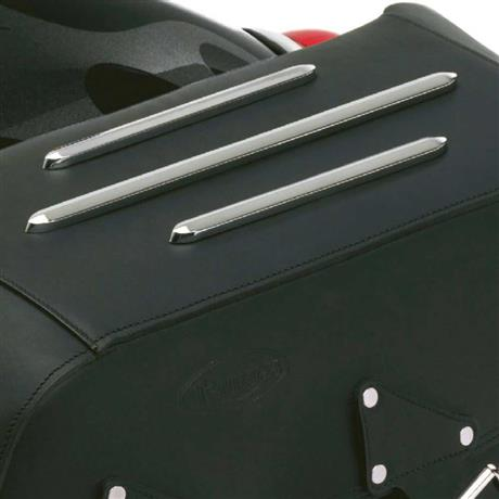 Triumph Rocket III Classic and Roadster Saddlebag Embellisher - A9738008
