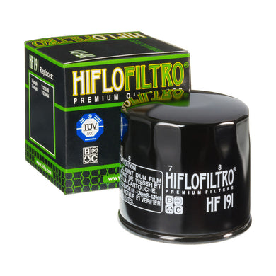 Hiflofiltro Oil Filter for Triumphs - HF191