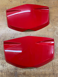 Triumph Infill Panel Kit, Pannier in Tornado Red - A9508035-CM