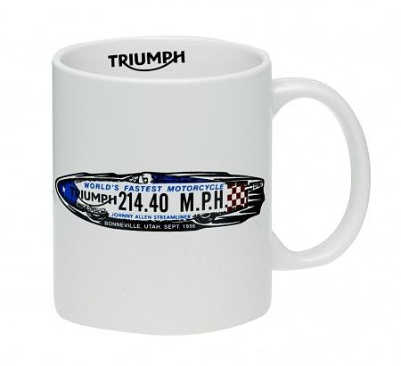 Triumph Speed Record Mug - MMUA14301