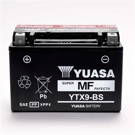 Triumph Bonneville, Daytona & Street Triple Models Battery 8 (AH) - T2500183
