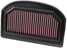 K&N Replacement High-Flow Air Filter - TB-1212