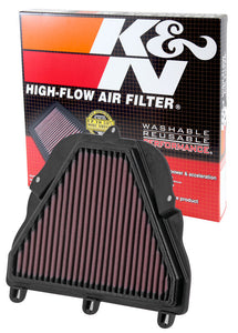K&N Replacement High-Flow Air Filter - TB-6706