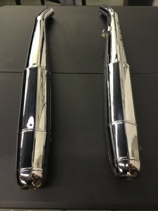 New Norman Hyde Bonneville TX Silencers