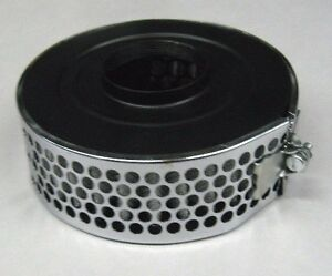 Triumph Air Filter Assembly Center Threaded - AC900C