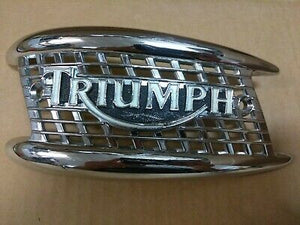 Triumph Heritage Tank Badge Left Hand Side - T3900077