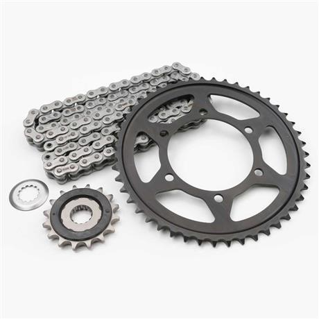 Triumph Daytona 675 and Street Triple Models Chain and Sprocket Kit - T2017300