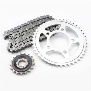 Triumph Bonneville and Thruxton Models Chain and Sprocket Kit - T2017210