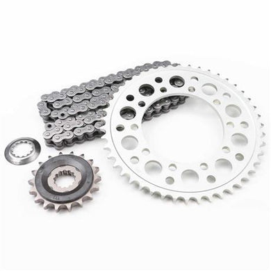 Triumph Daytona/TT600/Speed Four Chain and Sprocket Kit - T2017176/A9618025
