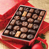 See's Holiday Candies: 1lb. Box Nuts & Chews